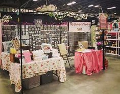 My Grandma's Teacups: 6 Tips to create  a High Visibility  Craft Booth