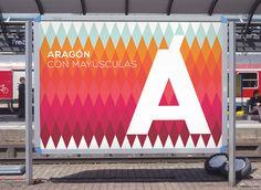 Aragón presenta su nueva marca turística | Brandemia | Branding, Marcas e Identidad Corporativa.