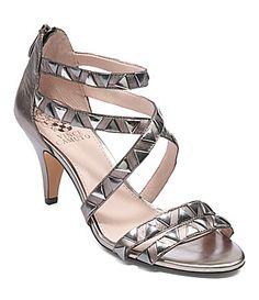 Vince Camuto Mikal Studded Sandals #Dillards