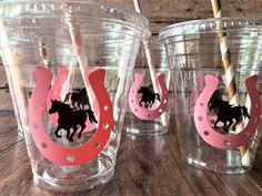 Excited to share the latest addition to my #etsy shop: Horse Party Cups, horse birthday party ideas, Horse Birthday Party Favor, horse party favors girls, horse party for girls, Horse birthday party decorations, decor #birthdaypartyfavor #horsepartyfavors #partyfavorsgirls #horsebirthdayparty Horse Party Supplies, Horse Party Favors, Horse Party Decorations, Party Favor Tags, Horse Birthday Parties, Birthday Party Favors, 5th Birthday, Birthday Party Decorations, Birthday Ideas