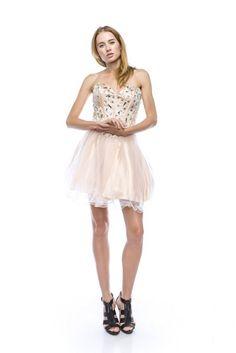 Chicas > Homecoming Dresses > #C1480 − LAShowroom.com