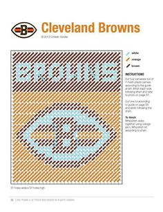 Cleveland browns tbc