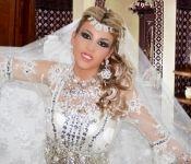 Les caftans et robes de la negafa montpellieraine 2014 - caftanluxe