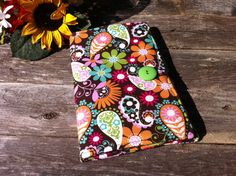 Custom design your Nook or Kindle Cover fits Nook by ChicBasics