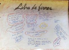 No libro de firmas, os usuarios e visitantes deixáronnos debuxos e dedicatorias moi emotivas :-)