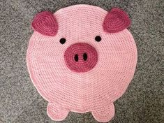 piggy rug - Google Search