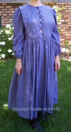Country Cape Dress Pattern-cape dress, cape dress pattern, maternity dress, nursing dress, nursing dresses, maternity, amish, m