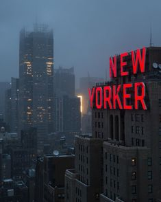 NEW YORKER by @retropicool - New York City Feelings