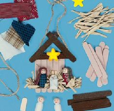 Christian Christmas Crafts For Kids