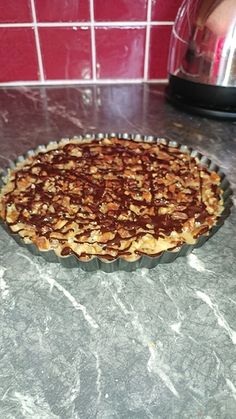 Here's my pecan can be maple too tart recipe!  Base 1 cup / 90g of almond flour 30g melted butter  10g truvia Mix together and flatten out into a pan. Bake in the oven for 10-15 mins until light brown 180° Leave to cool    Filling  1 cup / 90g of chopped pecans 100g butter  70g of Truvia    Hest a pan, melt the butter and add the Truvia. When it starts to bubble throw in the pecans. Stirring continually.  *optional  -  for maple add 1tsp of maple extract and 1/8 cup of zero...