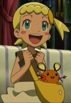 Bonnie and Dedenne