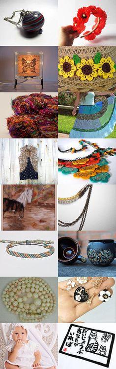 I love Gifts 4 by Ozlem Kagizman on Etsy--Pinned+with+TreasuryPin.com