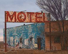 Texas Motel ~ Stratford, Texas
