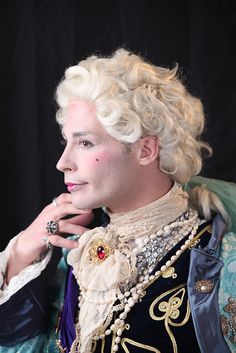Mozart baroque costume | Flickr - Photo Sharing!