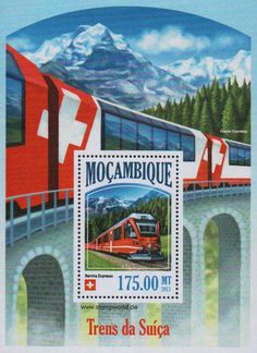 Loki, Postage Stamps, Transportation, History, Trains, Switzerland, Model, Stamps, Historia
