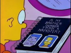 Books on The Simpsons Simpsons Simpsons, Simpsons Quotes, Simpsons Characters, Santa's Little Helper, Memes, Futurama, Cartoon Shows, New Years Eve Party, Best Tv Shows