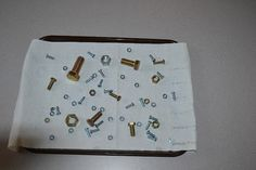 Fine Motor Skills with Nuts and Bolts!!  http://teeatimeplayschool.blogspot.com/2012/04/nuts-and-bolts-of-fine-motor-skills.html
