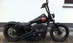 2007 Harley - Davidson Dyna Street Bob FXDBI
