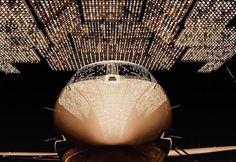 "262 Likes, 3 Comments - Gulfstream Aerospace (@gulfstreamaero) on Instagram: ""A performer worthy of the spotlight — #G500. #Anticipate2018"""