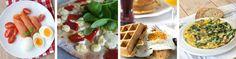10 hartige ontbijtrecepten