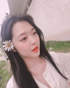 f(x) - Sulli Kpop Girl Groups, Kpop Girls, Sulli Kpop, My Girl, Cool Girl, Choppy Bangs, Choi Jin, Victoria, Angelic Pretty