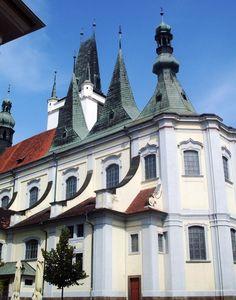 Děkanský kostel - Litoměřice - Česko
