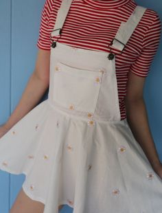 Korean Fashion – How to Dress up Korean Style – Designer Fashion Tips Cute Summer Outfits, Pretty Outfits, Casual Outfits, White Outfits, Kawaii Fashion, Cute Fashion, Fashion Outfits, Fashion Ideas, Kawaii Clothes