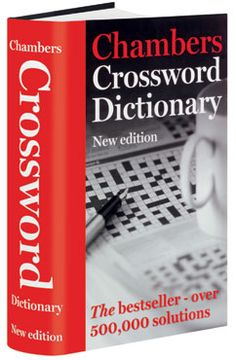 Chambers rossword Dictionary