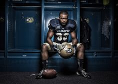 UC Davis Football - Photoshoot on Behance
