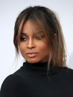 Although everyone tells you to go darker in the winter months, sometimes lighter is better—and Ciara's new highlights are proof.