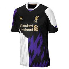 Comprar Camisetas del Liverpool 2013-2014 Tercera Camisas 5adc18e393d51
