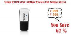 Tenda-W311M-N150-150Mbps-Wi