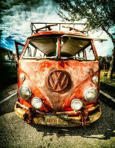 Visit The MACHINE Shop Café... ❤ Best of VW @ MACHINE ❤ (Split-window ❤ VW Kombie)