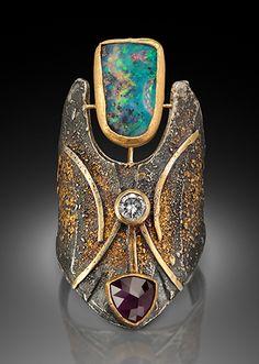 Weird Jewelry, Jewelry Art, Jewelry Gifts, Jewlery, Oxidised Jewellery, Gemstone Jewelry, Handmade Rings, Jewelry Designer, Jewelry Photography