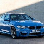 Foto's van de nieuwe BMW M3 en M4 inclusief z'n voorgangers