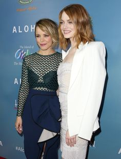 Pin for Later: 2 of Your Hollywood Girl-Crushes Crushed the Red Carpet Last Night