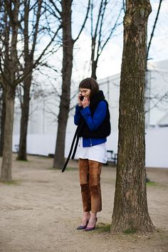On the Street…..The Tuileries, Paris