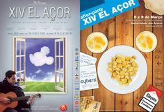 O EL Açor é um festival internacional de Tunas normalizado pelos Tunideos -Tuna Masculina da Universidade dos Açores. É com muito gosto que a DDDD Produções todos os anos se associa ao evento para a criação de cartazes, bilhetes, spots publicitários para a rádio e para televisão