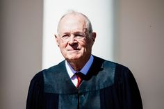 Anthony Kennedy's possible retirement will keep Republicans faithful to Trump.