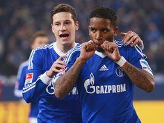 Jefferson Farfán hizo dos goles en el triunfo de Schalke ante Sttutgard - Deportes