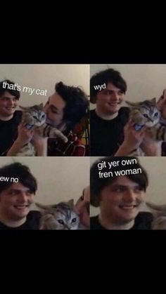 XD Gerard you kill me