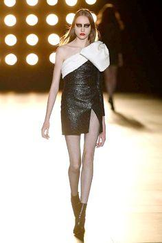 Saint Laurent A/W 15   Harper's Bazaar