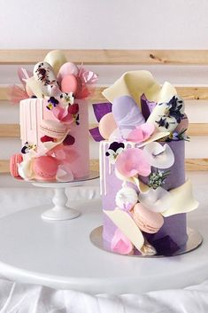 Amazing Wedding Cake Designers We Totally Love ❤ See more: http://www.weddingforward.com/wedding-cake-designers/ #weddingforward #bride #bridal #wedding