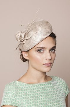 Gina Foster Millinery, S/S 2015 - Sanremo. #passion4hats