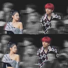 Kpop Couples, Jennie Kim Blackpink, Blackpink And Bts, Aesthetic Girl, Secret Life, What Is Love, Taehyung, Idol, Ships