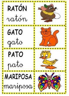 palabras-dibujo - iliana 2 - Picasa Web Albums  Spanish for children in Spain:  www.spanish-school-herradura.com