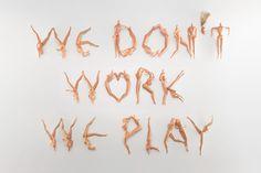 WE DO NOT WORK - WE PLAY | Slanted - Typo Weblog and Magazine