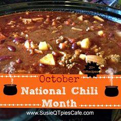 yummy chili recipes