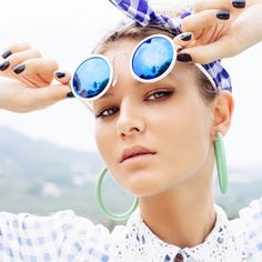 Great ways to color up your look this summer!