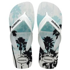 850da752226a65 Havaianas Surf White White Black Flip Flop Price From  £14.37 Black Flip